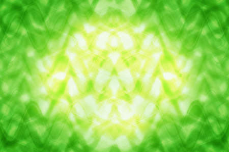 greenness: green abstract curves background.