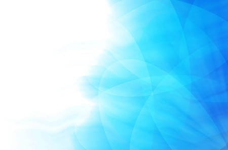 blue abstract: abstract blue curves background
