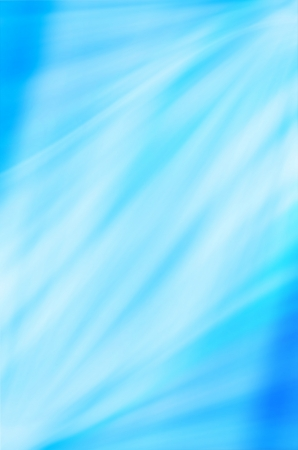 abstract blue curves background  photo