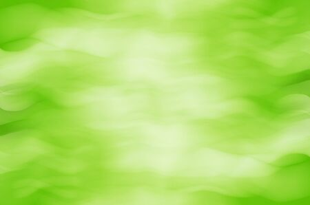 greenness: abstract green line curves background