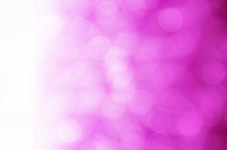 light bokeh on pink background
