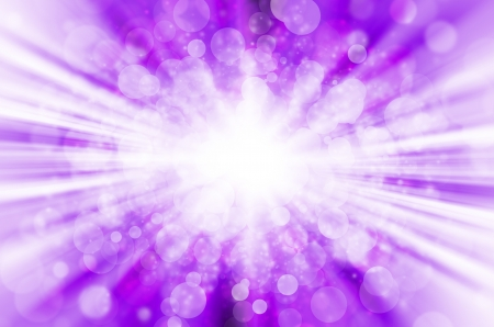 abstract purple bokeh light background.  photo