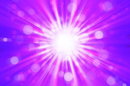 purplel bokeh light background photo