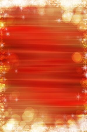 red abstract christmas background photo