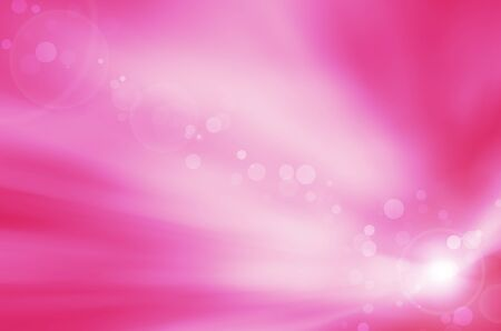 pink soft background and lens flare photo