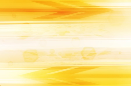 yellow abstract background Stock Photo - 17450766