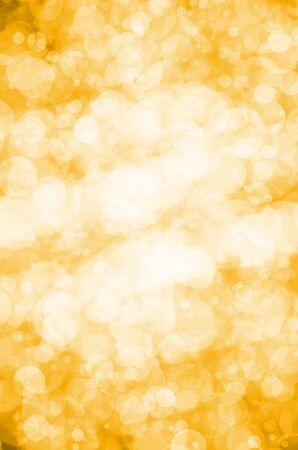 yellow bokeh abstract background photo