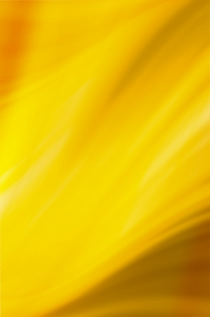 abstract yellow curves background