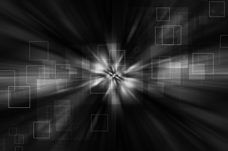 abstract gray tech background photo