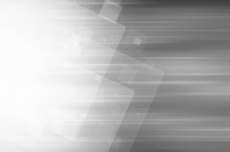 Abstract gray technology background.