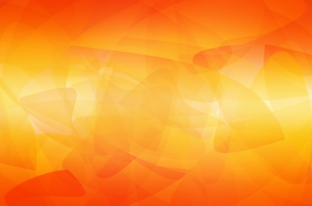 orange abstract curves background  Stock Photo