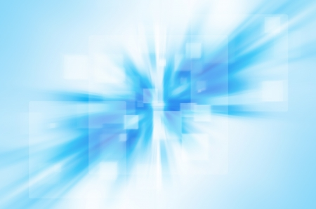 abstract stylish texture technology blue background photo