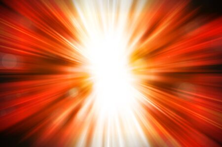 sunshine background with lens flare  Stock Photo - 18879046