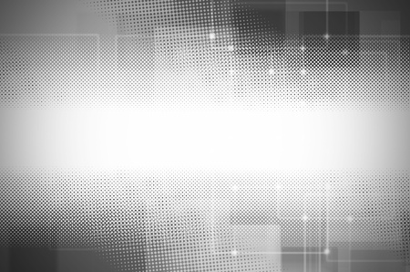 abstract gray Hi-tech background.