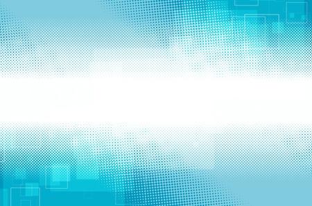 ブルーのモダンな抽象的な背景