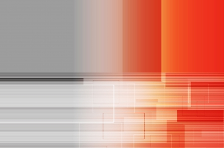 futurist: red textural abstract background. Stock Photo