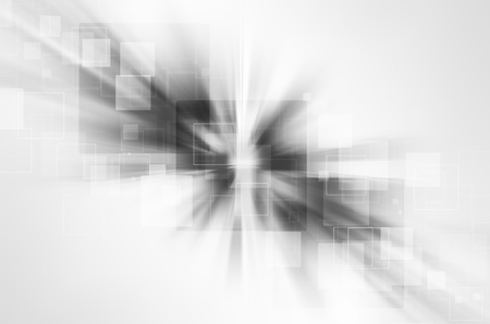 gray tech abstract background