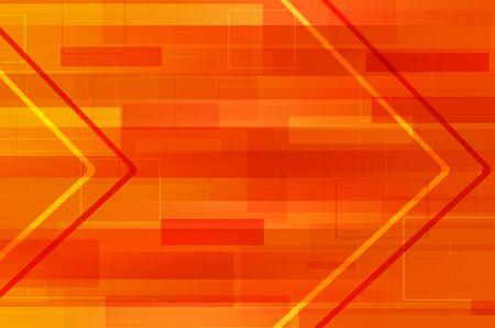 futurist: orange textural abstract background  Stock Photo