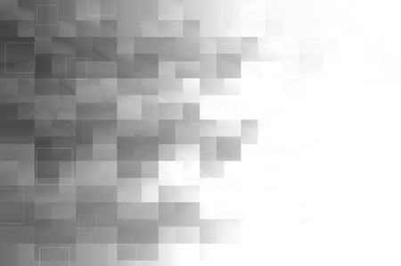 gray square abstract background