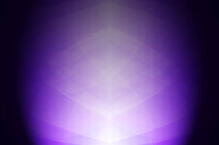 light on dark purple background photo