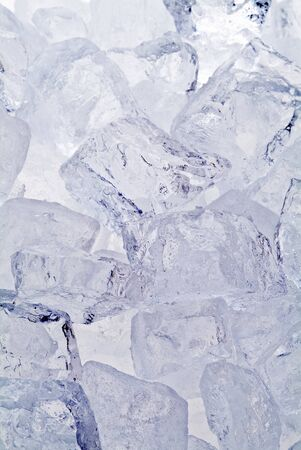 a background image of ice blocks photo