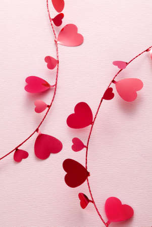 heart line of valentine's day Stock Photo - 12953793