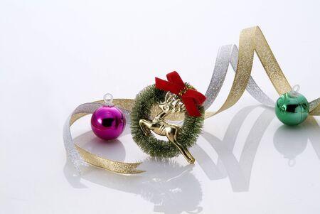 christmas ornaments of christmas image photo