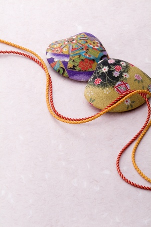 Japanese handcraft articles of shells