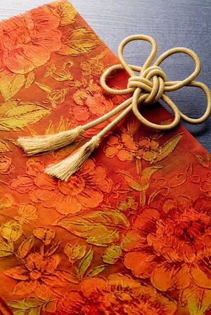 Japanese kimono and its decoration