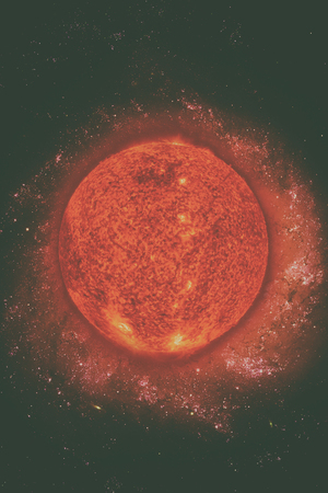 태양계 - 태양. 그것은 태양계의 중심에있는 별입니다. Sun은 G 형 주 계열성이며 비공식적으로 황색 왜성으로 불립니다.