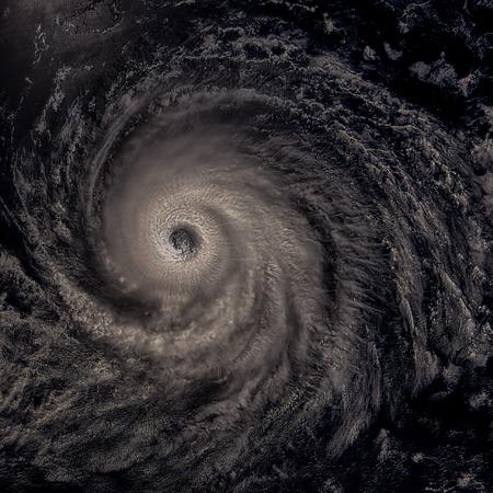 ハリケーン レスター ・ ハワイへのアプローチ。NASA によって供給されるこの画像の要素