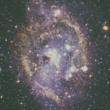 Star formation in the Large Magellanic Cloud.