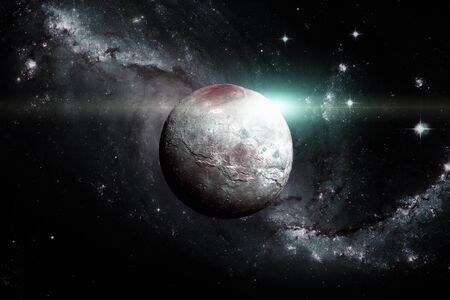 companion: Charon is the largest of the five known moons of the dwarf planet Pluto.
