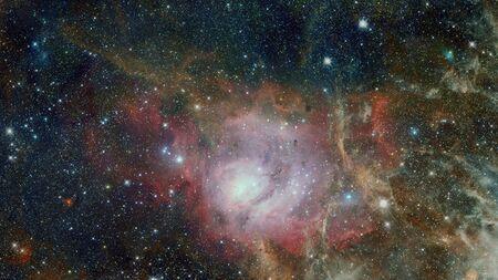 Bursting galaxy. Foto de archivo