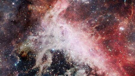 Galaxy about 23 million light years away.