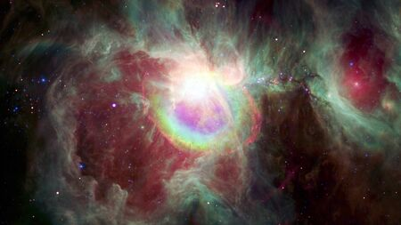 The Ring Nebula is a planetary nebula in the northern constellation of Lyra.