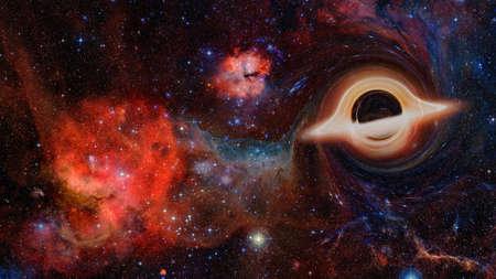 Black Hole Garagantua Interstellar.