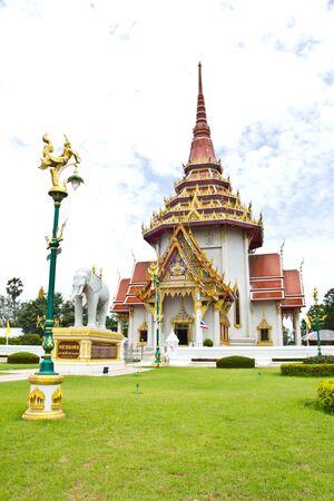 Temple Ayutthaya Thailand photo