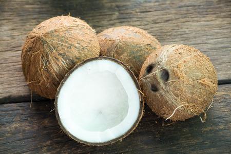 Coconuts Фото со стока