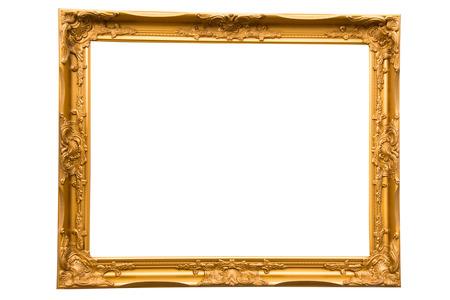 Vintage afbeeldings frame  Stockfoto