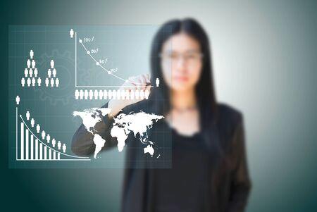 business woman 스톡 콘텐츠