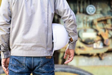 engineer, Industrial background.