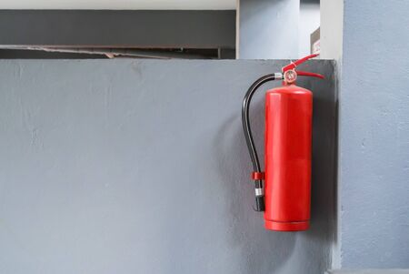 Fire extinguisher Stockfoto
