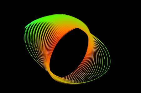 grams: Physio grams Rainbow Stock Photo