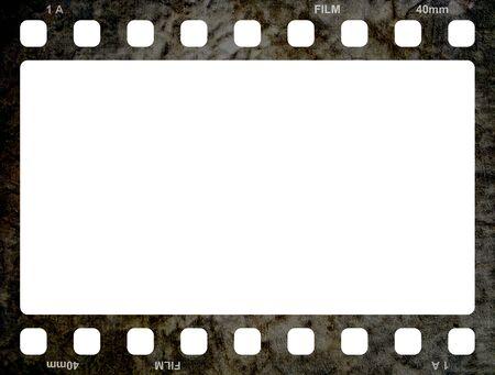 kunst: Filmstreifen Alt