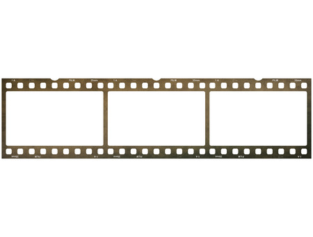 3x film strip Old Photo