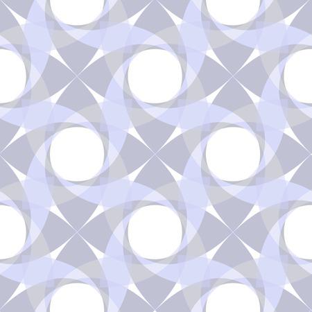 pastel colours, geometric seamless transparent pattern Vector