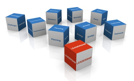 3d cubes of words related to text Stock Photo - 10677020