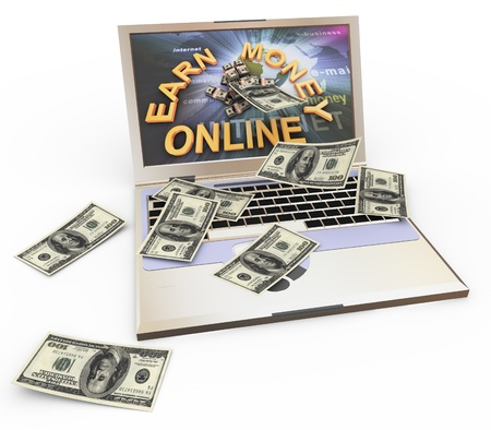earn: Port�til en 3D con