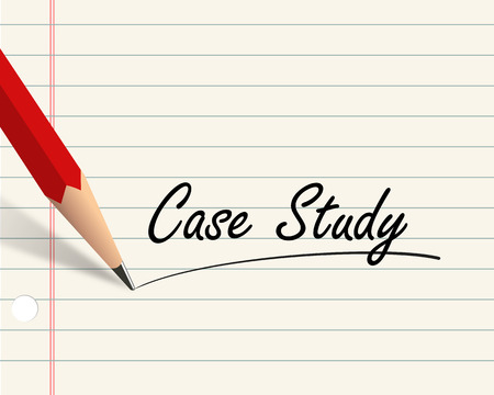 Another word for case study